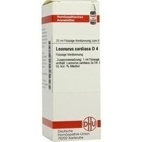 LEONURUS CARDIACA D 4, 20 ML, Dhu-Arzneimittel GmbH & Co. KG