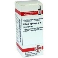 LILIUM TIGRIN D 4, 10 G, Dhu-Arzneimittel GmbH & Co. KG