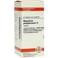 MAGNESIUM PHOS C 6, 80 ST, Dhu-Arzneimittel GmbH & Co. KG