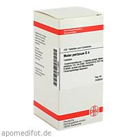 MATER PERLARUM D 4, 200 ST, Dhu-Arzneimittel GmbH & Co. KG