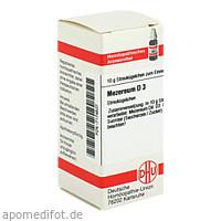 MEZEREUM D 3, 10 G, Dhu-Arzneimittel GmbH & Co. KG