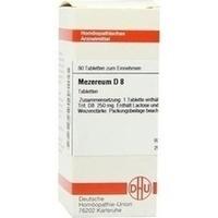 MEZEREUM D 8 Tabletten, 80 ST, DHU-Arzneimittel GmbH & Co. KG