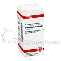 MOMORDICA BALSAM D 4, 80 ST, Dhu-Arzneimittel GmbH & Co. KG