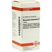 MOMORDICA BALSAM D 6, 80 ST, Dhu-Arzneimittel GmbH & Co. KG