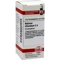 NATRIUM CHLORATUM C 5, 10 G, Dhu-Arzneimittel GmbH & Co. KG