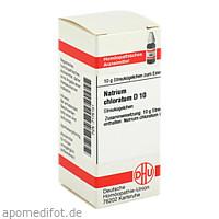 NATRIUM CHLORATUM D10, 10 G, Dhu-Arzneimittel GmbH & Co. KG