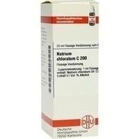 NATRIUM CHLORAT C200, 20 ML, Dhu-Arzneimittel GmbH & Co. KG