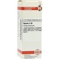 OPIUM C30, 20 ML, Dhu-Arzneimittel GmbH & Co. KG