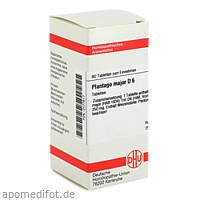 PLANTAGO MAJOR D 6, 80 ST, Dhu-Arzneimittel GmbH & Co. KG