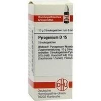 PYROGENIUM D15, 10 G, Dhu-Arzneimittel GmbH & Co. KG