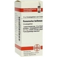 RANUNCULUS BULBOSUS D 4, 10 G, Dhu-Arzneimittel GmbH & Co. KG