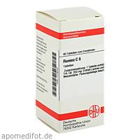 RUMEX C 6, 80 ST, Dhu-Arzneimittel GmbH & Co. KG