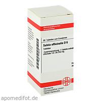 SALVIA OFFIC D 6, 80 ST, Dhu-Arzneimittel GmbH & Co. KG