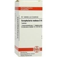 SCROPHULARIA NODOS D 6, 80 ST, Dhu-Arzneimittel GmbH & Co. KG