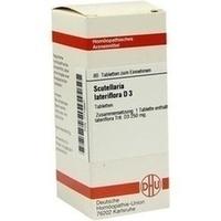 SCUTELLARIA LAT D 3, 80 ST, Dhu-Arzneimittel GmbH & Co. KG