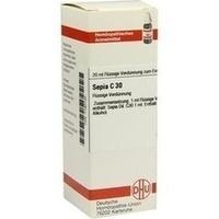 SEPIA C30, 20 ML, Dhu-Arzneimittel GmbH & Co. KG