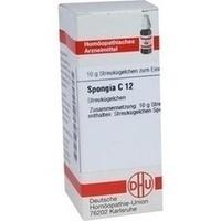 SPONGIA C12, 10 G, Dhu-Arzneimittel GmbH & Co. KG