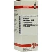 STANNUM METALLICUM D20, 20 ML, Dhu-Arzneimittel GmbH & Co. KG