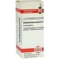STRYCHNINUM PURUM C30, 10 G, Dhu-Arzneimittel GmbH & Co. KG