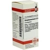 STREPTOCOCCINUM D30, 10 G, Dhu-Arzneimittel GmbH & Co. KG