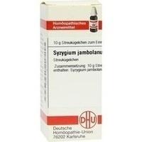 SYZYGIUM JAMBOLANUM D10, 10 G, Dhu-Arzneimittel GmbH & Co. KG