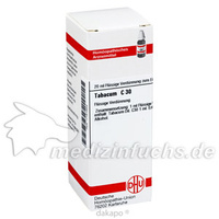 TABACUM C30, 20 ML, Dhu-Arzneimittel GmbH & Co. KG