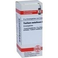 THALLIUM METALLICUM C30, 10 G, Dhu-Arzneimittel GmbH & Co. KG