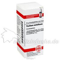 THALLIUM METALLICUM D10, 10 G, Dhu-Arzneimittel GmbH & Co. KG
