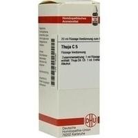 THUJA C 5, 20 ML, Dhu-Arzneimittel GmbH & Co. KG
