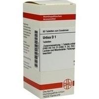 URTICA D 1, 80 ST, Dhu-Arzneimittel GmbH & Co. KG