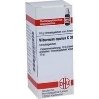 VIBURNUM OPULUS C30, 10 G, Dhu-Arzneimittel GmbH & Co. KG