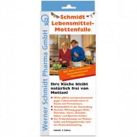 Schmidt-Lebensmittelmottenfalle, 2 ST, Werner Schmidt Pharma GmbH