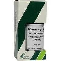 Muco-cyl L Ho-Len-Complex Schleimhaut-Complex, 30 ML, Pharma Liebermann GmbH