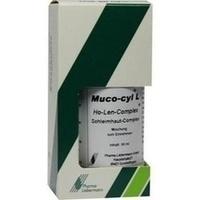 Muco-cyl L Ho-Len-Complex Schleimhaut-Complex, 50 ML, Pharma Liebermann GmbH
