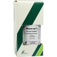 Muco-cyl L Ho-Len-Complex Schleimhaut-Complex, 100 ML, Pharma Liebermann GmbH