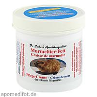 Murmeltier Fett Pflege Creme, 250 ML, Axisis GmbH