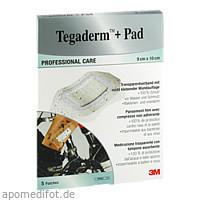Tegaderm Plus Pad 3M 9.0cmx10.0cm, 5 ST, 3M Medica Zwnl.d.3M Deutschl. GmbH