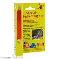 ZECKENZANGE, 1 ST, Pharma Brutscher