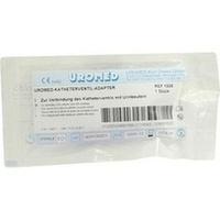 UROMED Katheterventil Adapter 1505, 1 ST, Uromed Kurt Drews KG