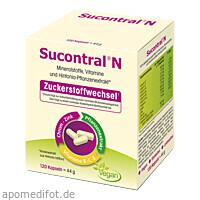 Sucontral N, 120 ST, Harras-Pharma-Curarina GmbH