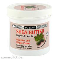 Sheabutter Gesichts und Körpercreme, 250 ML, Axisis GmbH