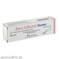 INFECTOSOOR MUNDGEL, 40 G, Infectopharm Arzn.U.Consilium GmbH
