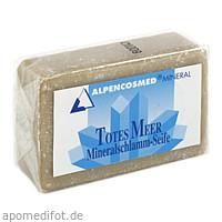 TOTES MEER SALZ MINERALSCHLAMM-SEIFE, 100 G, Azett GmbH & Co. KG