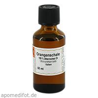 Orangenschale süß ital. 100% Ätherisches Öl, 50 ML, Apotheker Bauer & Cie.