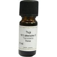 Thuja 100% Ätherisches Öl, 10 ML, Apotheker Bauer & Cie.