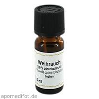 Weihrauch 100% Ätherisches Öl, 5 ML, Apotheker Bauer & Cie.