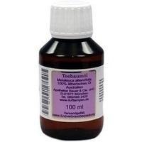 Teebaum Melaleuca alternifolia 100% Ätherisches Öl, 100 ML, Apotheker Bauer & Cie.
