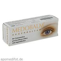 MEDOBALM AUGENBALSAM, 15 ML, Hübner Naturarzneimittel GmbH