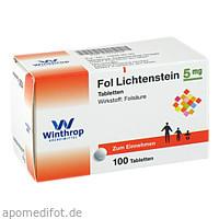 Fol Lichtenstein, 100 ST, Zentiva Pharma GmbH