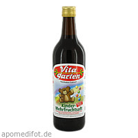 Vitagarten Kinder-Mehrfrucht-Saft, 750 ML, Obstsaftkelterei